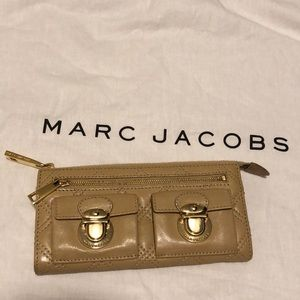 Quilted Marc Jacobs Wallet